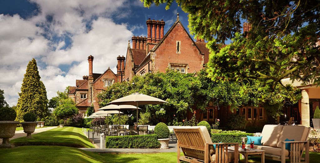 Dans le comté de Suxxex... - Hôtel The Alexander and Utopia Spa 5* Crawley