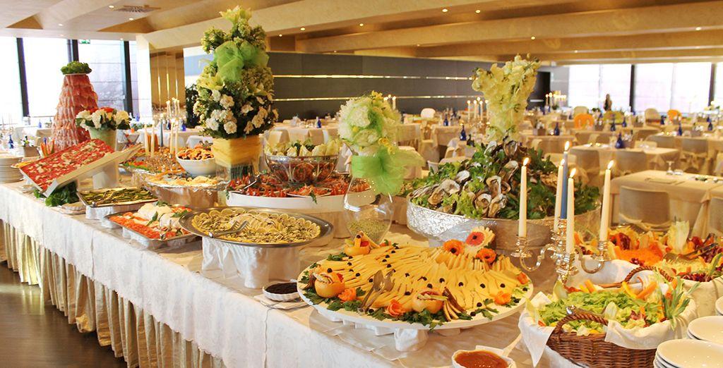 En formule petit déjeuner, prenez tout de même le temps de découvrir le restaurant...