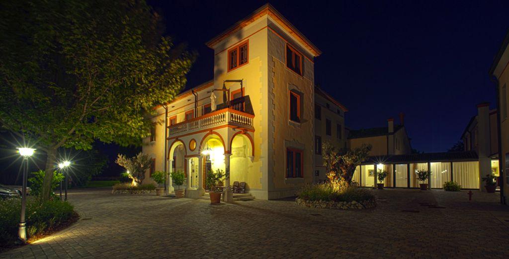 Bienvenue à la Villa dei Tigli 920 Liberty Resort - Villa Dei Tigli 920 Liberty Resort 4* Rodigo