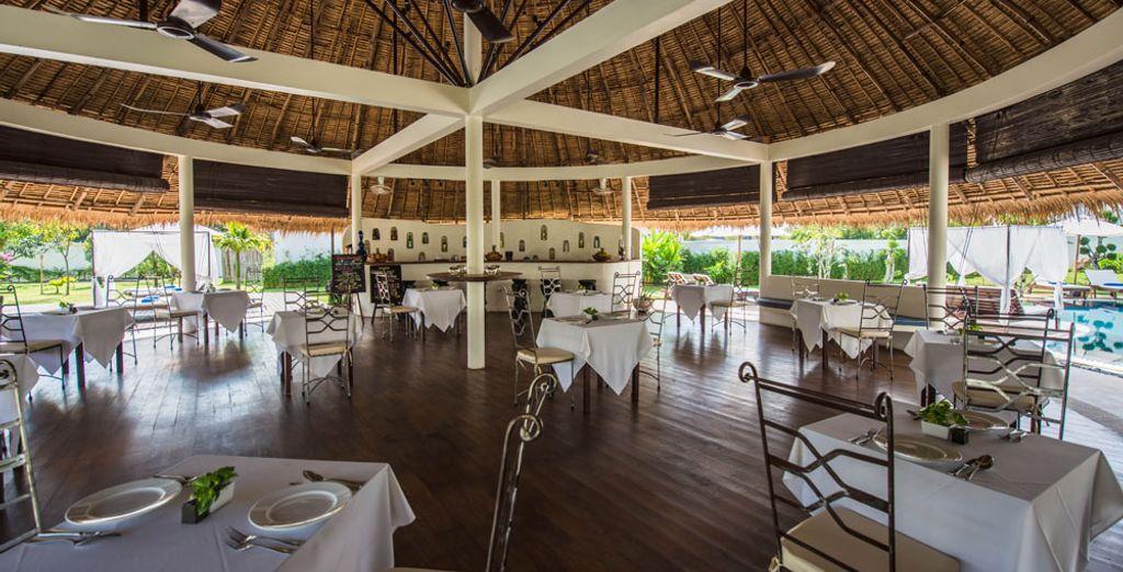 Faîtes un tour au restaurant le Niam Niam