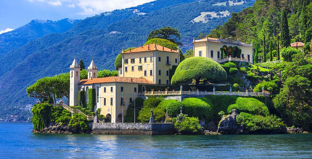 Les splendides villas aux histoires romanesques vous enchanteront