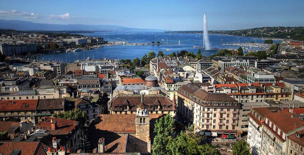 La ville de Genève vous appelle ...