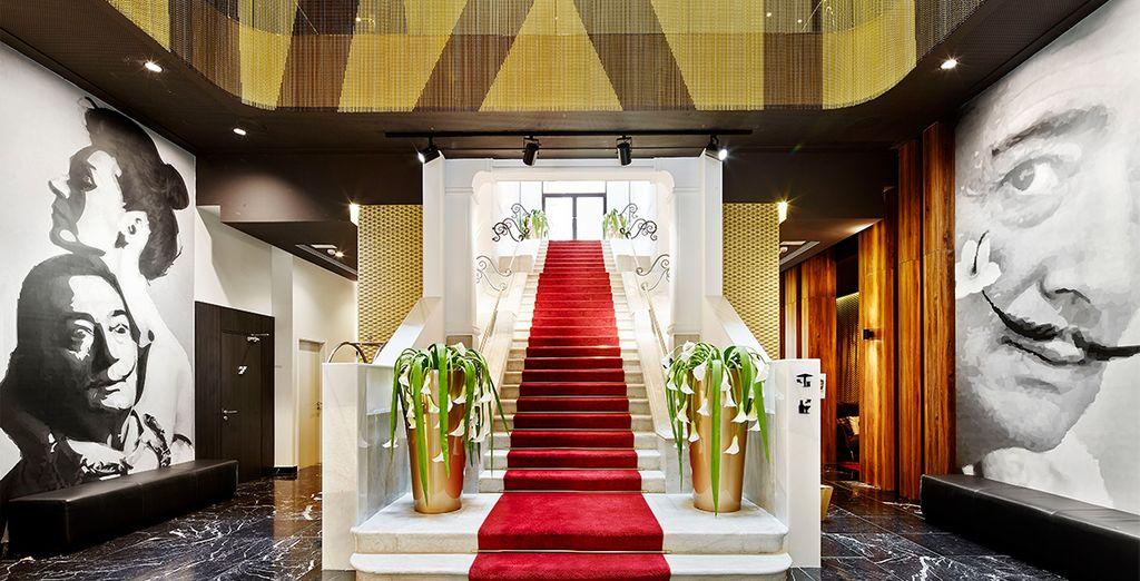 Bienvenue au Vincci Gala, situé en plein cœur de Barcelone - Hôtel Vincci Gala 4* Barcelone