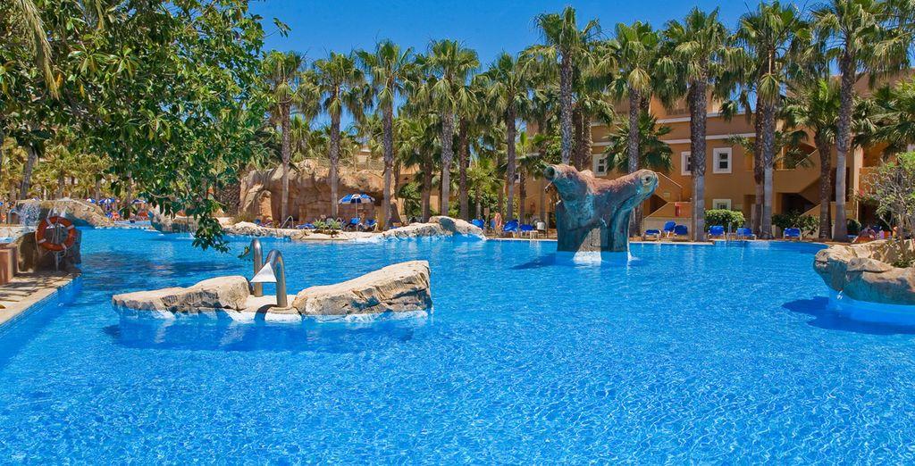Bienvenue sur la Costa de Almeria, au sud de la péninsule ibérique