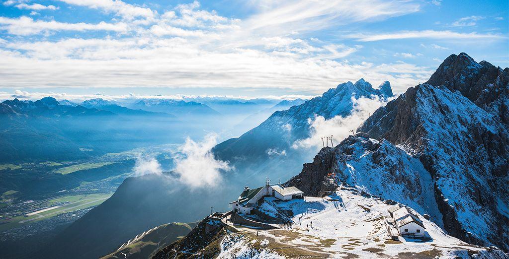 Partez faire du ski en Autriche