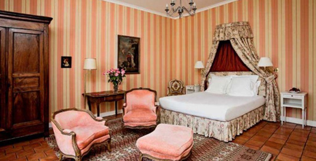 La chambre Luxe Château