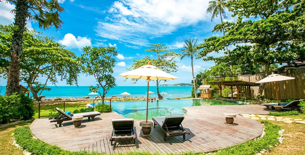 Bienvenue sur l'île de Koh Samui en Thaïlande !