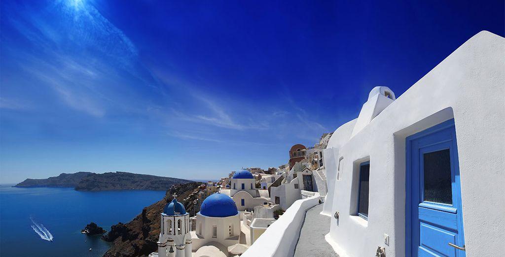 Découvrez des grands classiques de la Grèce