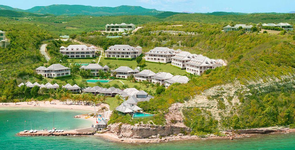 Que diriez-vous de poser vos valises dans un paradis terrestre ? - Nonsuch Bay Resort 4* Free Town