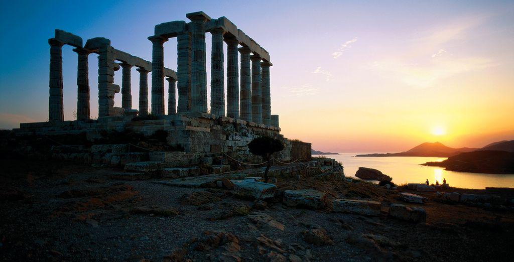 Vous naviguerez vers Bari, Olympie, Katakolon puis Athènes