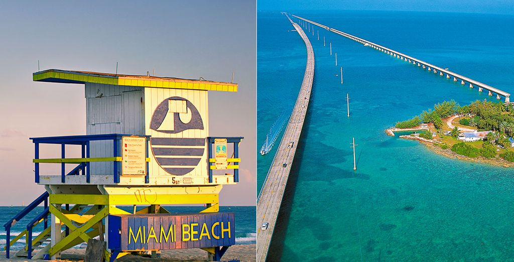 Partir pour la Floride - Combiné Miami & The Keys - Daddy o 4* & Hawks Cay Resort 4* Miami