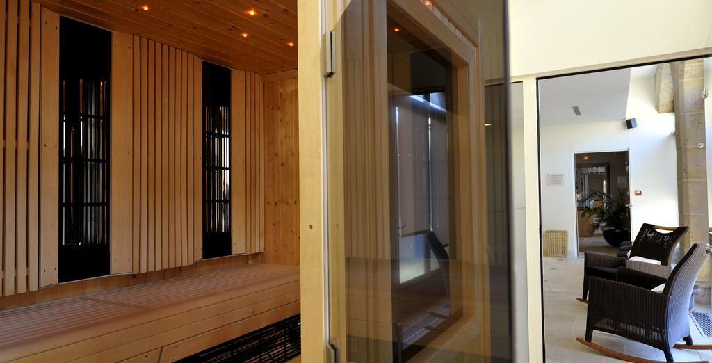 Et au sauna