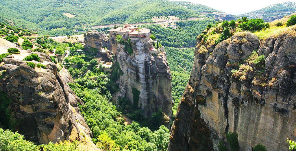 Excellente découverte de la Grèce