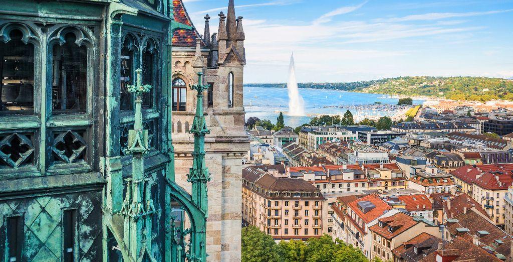 Et même visitez Genève où de nombreux évènements sont organisés toute l'année !