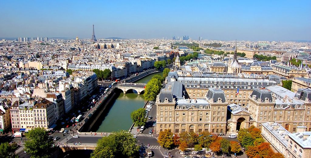 Très bon séjour à Paris !