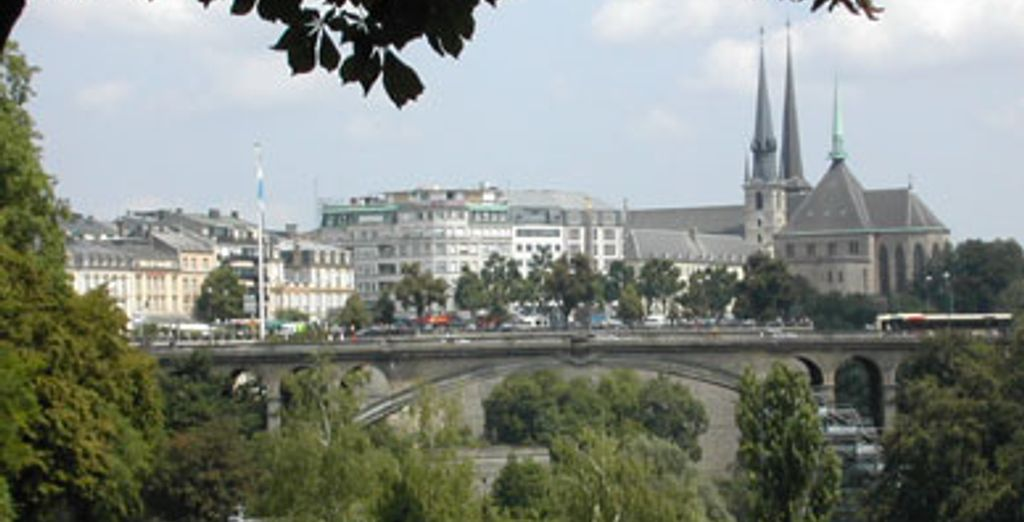 - Hotel Parc Plaza 3* Sup - Luxembourg - Luxembourg Luxembourg