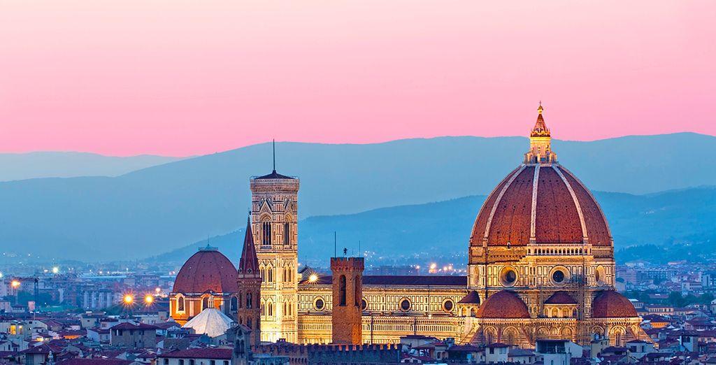 et le célèbre Duomo.
