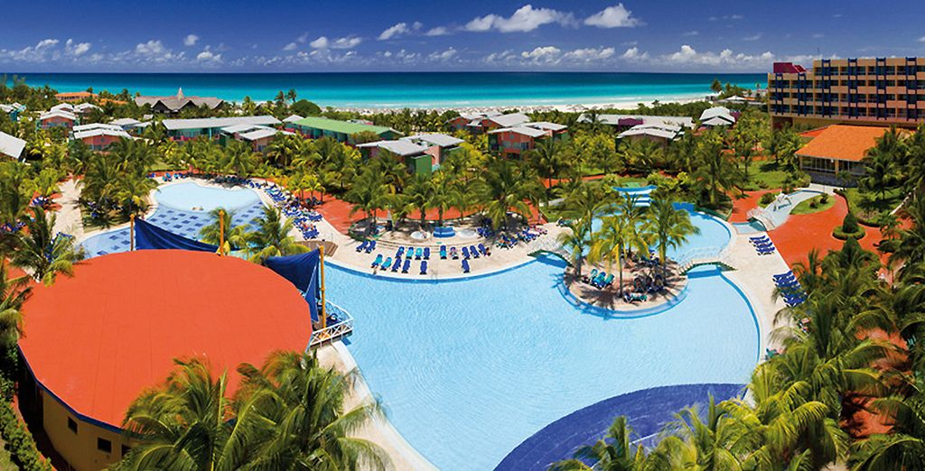 L'hôtel Barcelo Solymar 4* vous attend en formule all inclusive