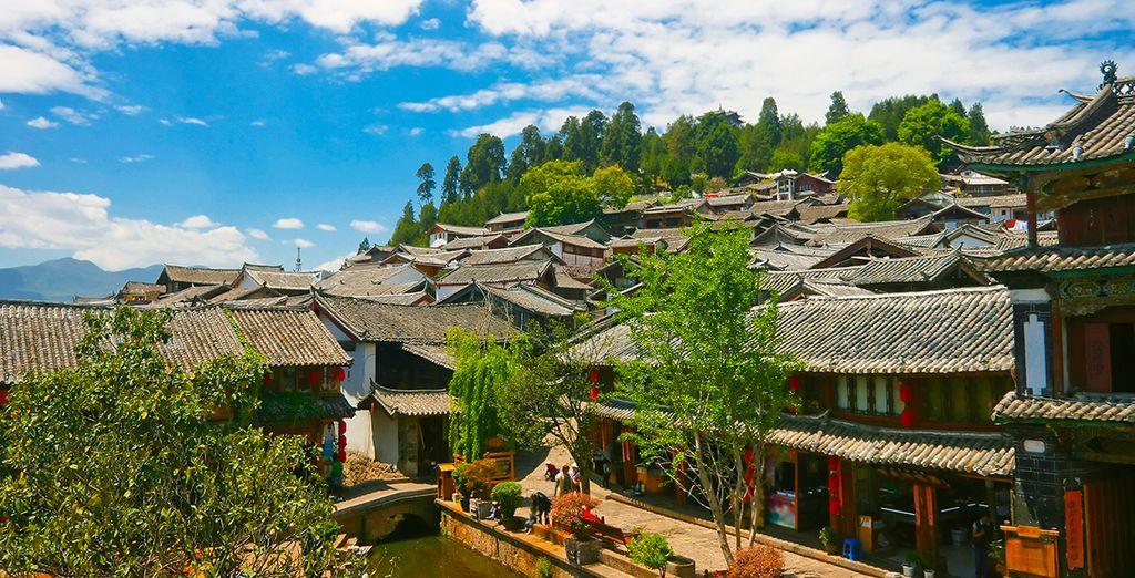 Pour un voyage inédit à la découverte d'un des trésors cachés de Chine