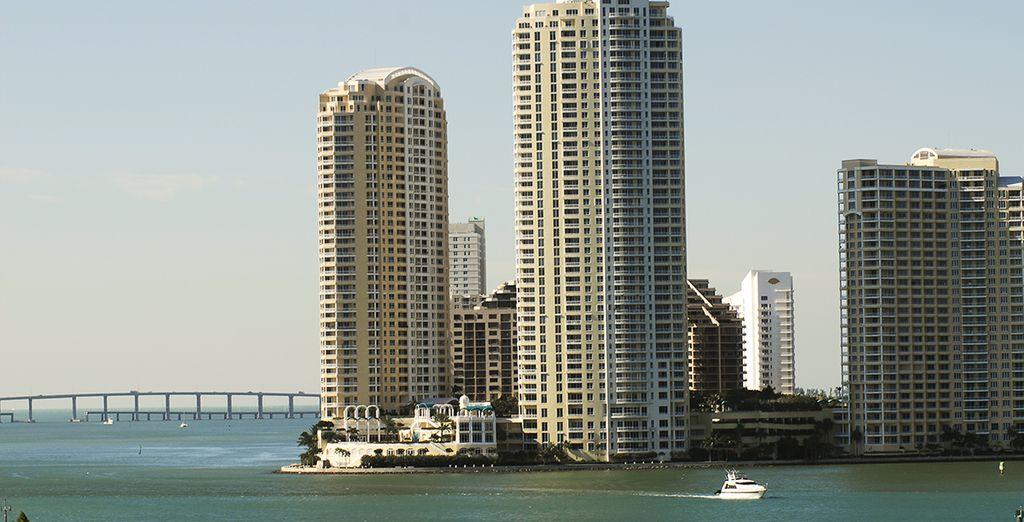 Vous débuterez votre combiné à Miami en Floride