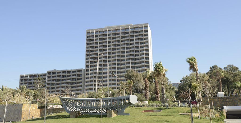 Bienvenue au Rodos Palace Resort Hôtel
