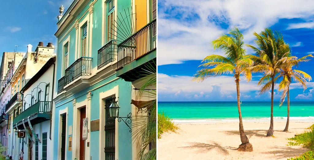 Partez pour une aventure d'exception ! - Combiné Memories Miramar 4* et Barcelo Solymar 4* La Havane