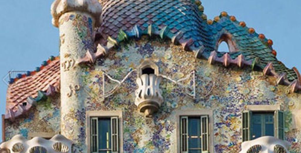 - Hôtel Novotel Barcelona City - Barcelone - Espagne  Barcelone
