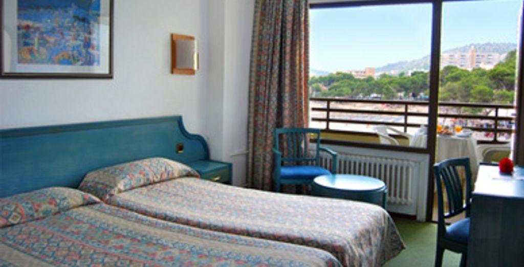 - Hôtel Beverly Playa*** - Paguera - Majorque - Baléares Palma de Mallorca