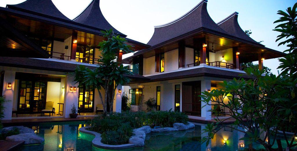 L'Elements Resort...
