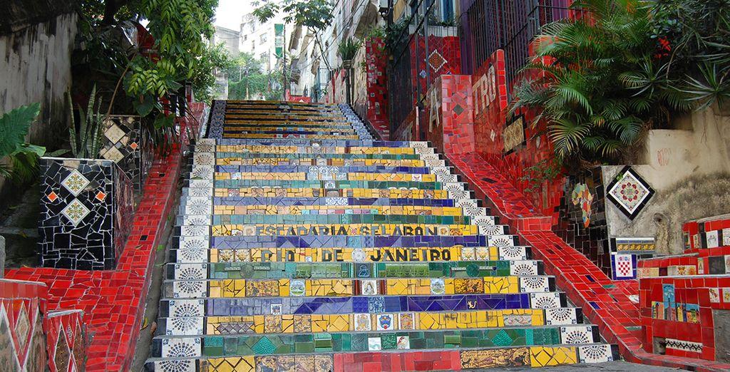 Riche de couleurs et de traditions, vous plongerez au coeur de la culture brésilienne