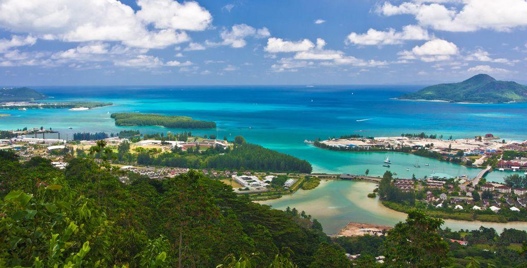 Bienvenue aux Seychelles, dans l'Océan Indien