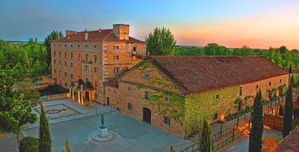 Un ancien monastère dominicain dont l'histoire remonte au XVème siècle
