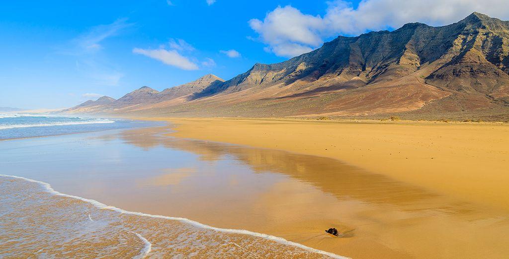 Bon séjour à Fuerteventura !