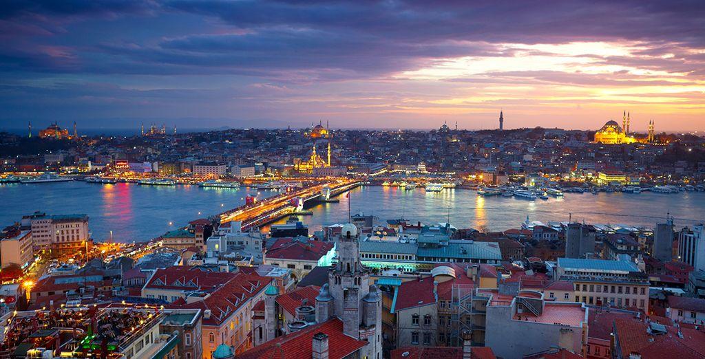 vous reviendrez émerveillé de votre séjour à Istanbul !