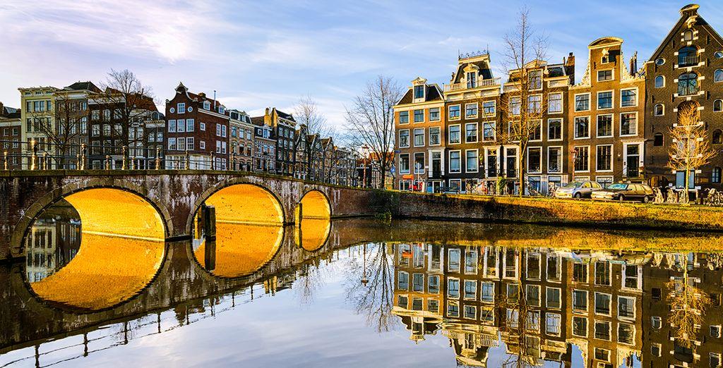 le pied-à-terre idéal pour découvrir ou redécouvrir Amsterdam - Hotel Vondel 4* Amsterdam