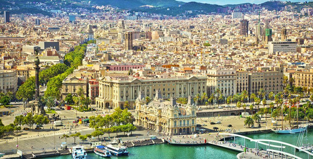 Suivez-nous à Barcelone ! - AC Hotel Victoria Suites by Marriott 4* Barcelone