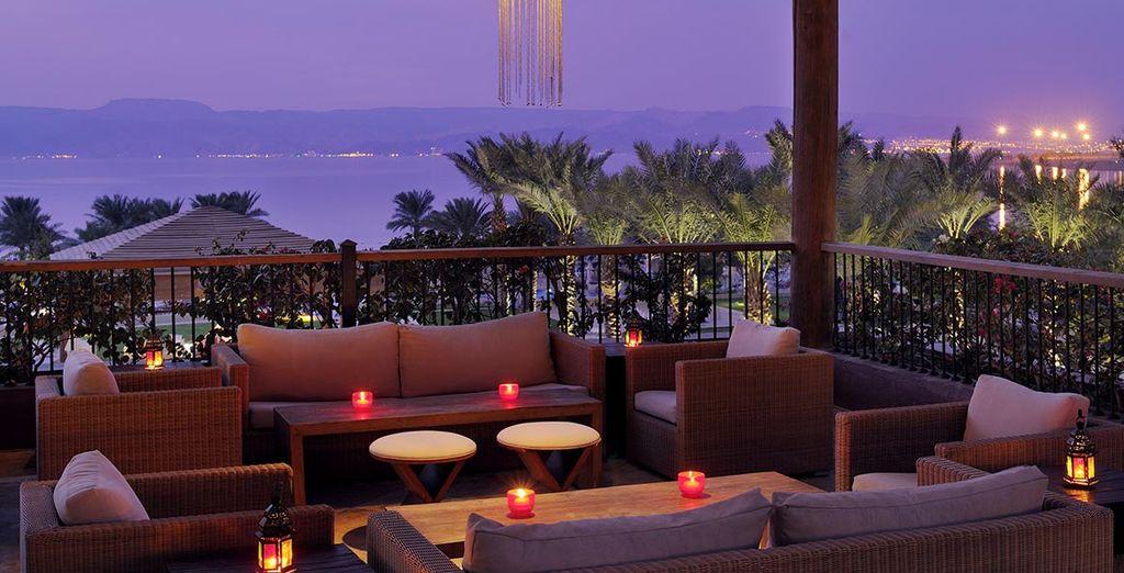 Un superbe hôtel 5* situé sur la côte sud de la mer Rouge