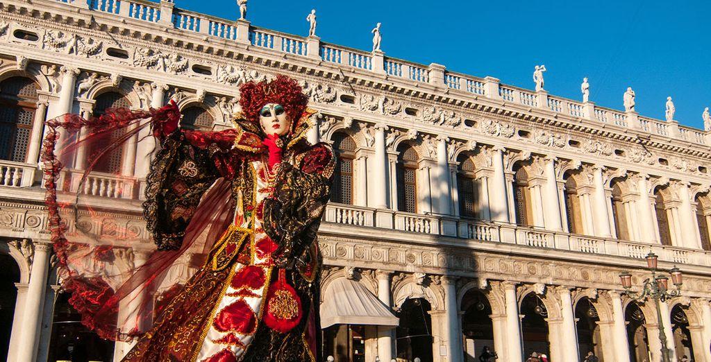 Mini Croisière Carnaval de Venise 5 jours/4 nuits