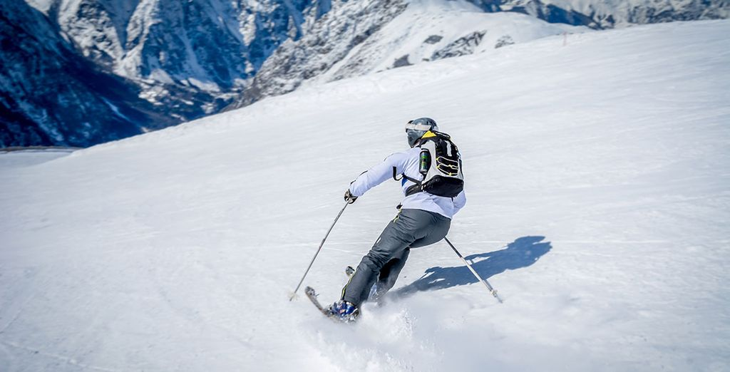 Enfliez vos skis...