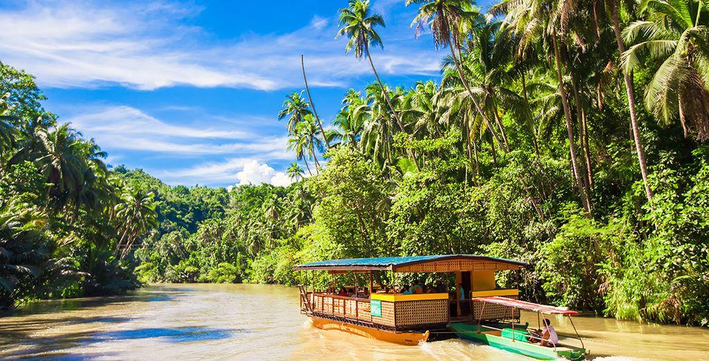 Ne repartez pas sans avoir visité les terres des Philippines