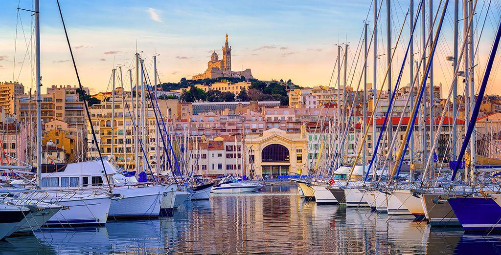 Hotel Marseille C