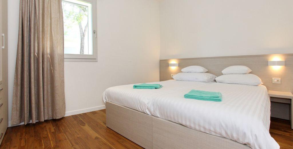 Ou en villa Supérieure 2 chambres
