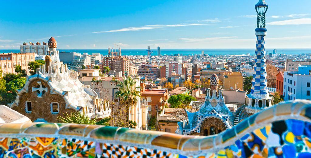 Rejoignez la vibrante ville de Barcelone - Appartments SixtyFour 4* Barcelone