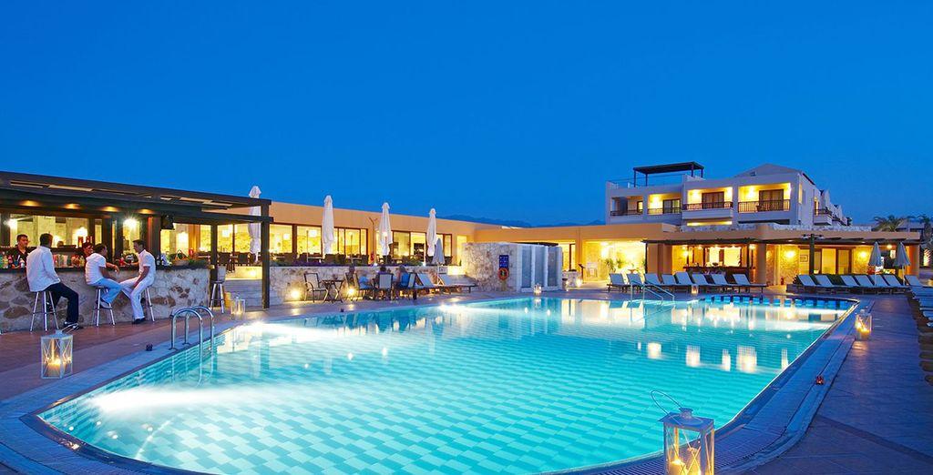 La Crète d'Ouest en Est en hôtels 5* avec Voyage Privé