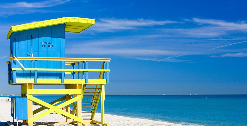 Et l'accès direct à la plage