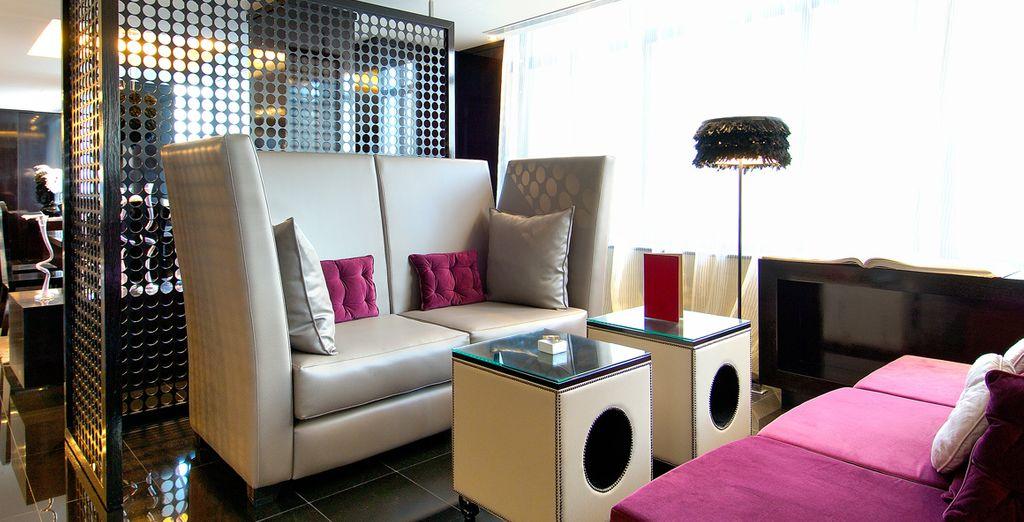 Installez-vous dans cet élégant hôtel Art Déco situé au cœur de Madrid ! - Hôtel Vincci Capitol 4* Madrid