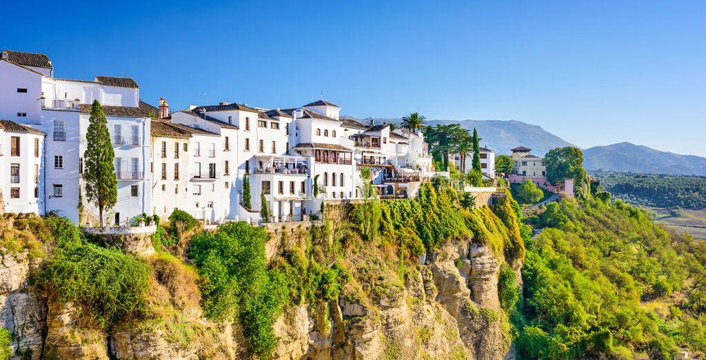 N'avez-vous jamais rêvé de découvrir les secrets d'Andalousie ?