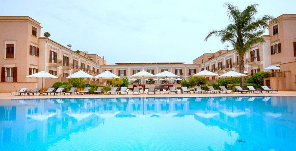 Bienvenue au Giardino di Costanza Resort 5* !