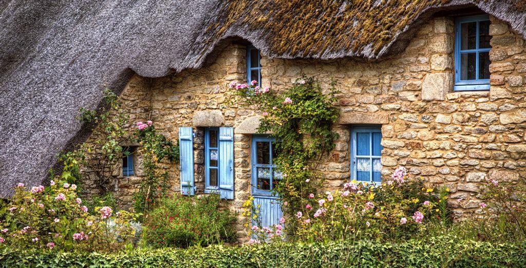 À ses cottages