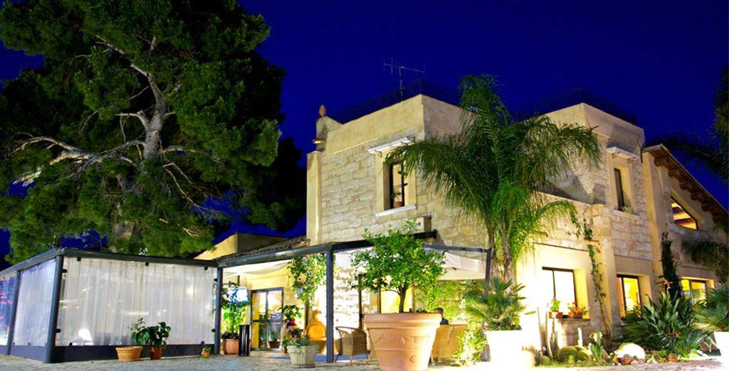 Dans le nord de l'île, ce resort est un véritable écrin... - Magaggiari Hotel Resort 4* Terrasini